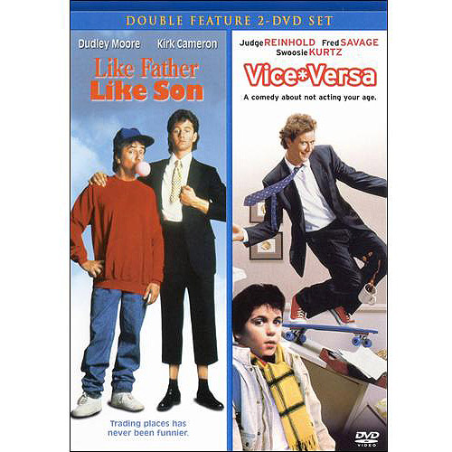 Like Father, Like Son / Vice Versa (Double Feature) (Widescreen)