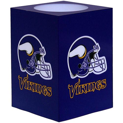 NFL Flameless Candle, Minnesota Vikings