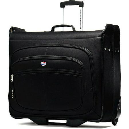 0328b4813d85 American Tourister Meridian Rolling Garment Bag - Walmart.com