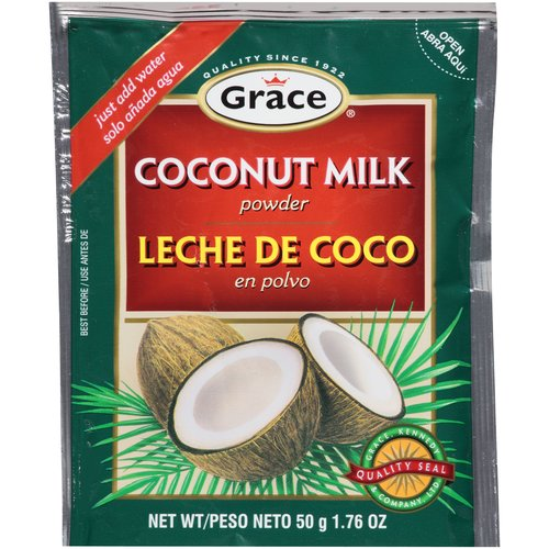 Grace Coconut Milk Powder, 1.76 oz