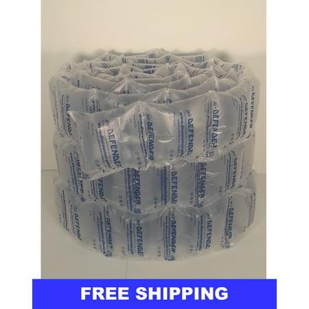 8 x 8 airDEFENDER air pillows 84 quantity 40 gallons 5.33 cubic feet void fill cushioning from Discount Air Pillows - Discount Home Decor