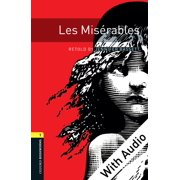 Les Miserables - With Audio Level 1 Oxford Bookworms Library - eBook