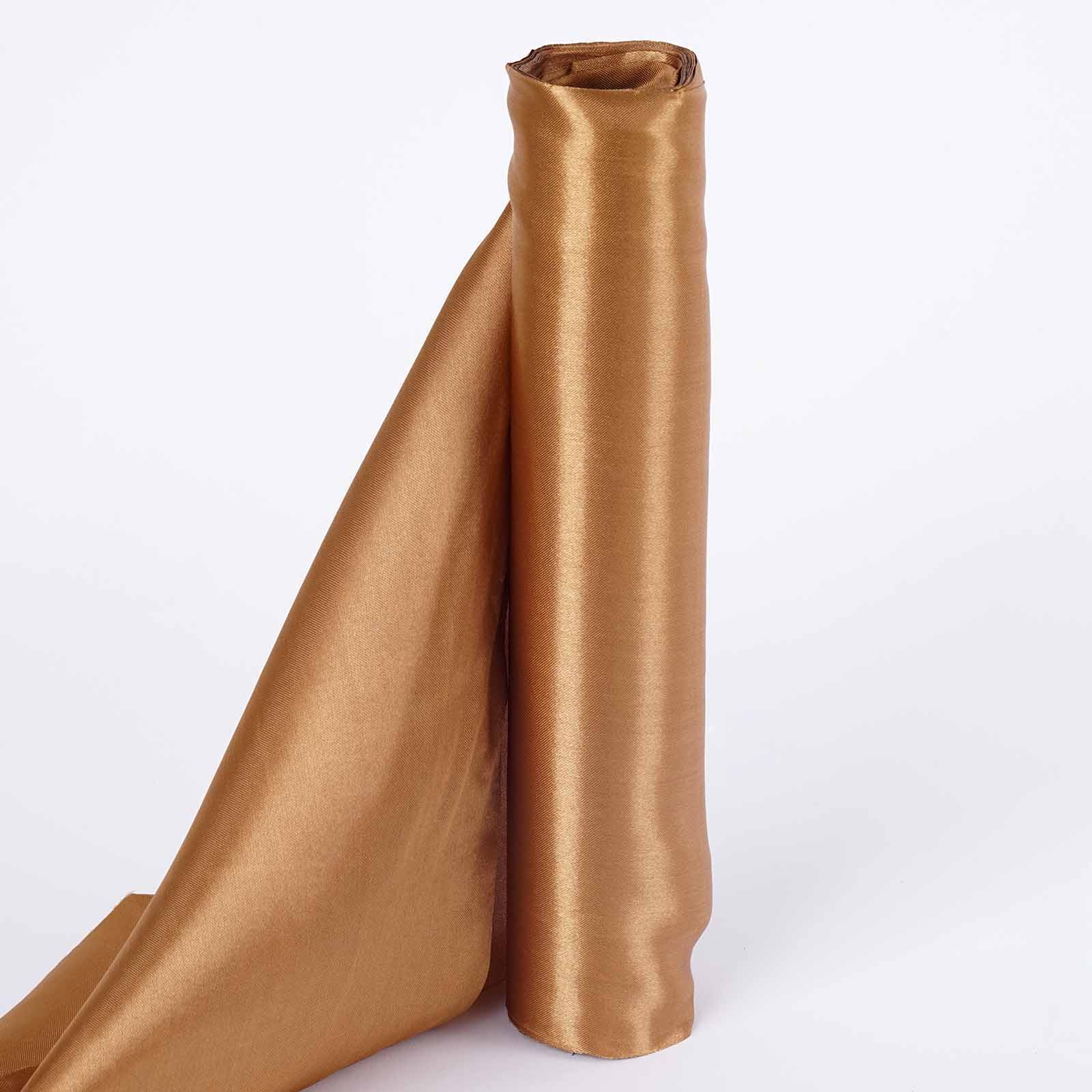 """BalsaCircle 12"""" x 10 yards Satin Put-up Fabric by the Bolt - Crafts Sewing Wedding Party Draping DIY Decorations Wholesale"""