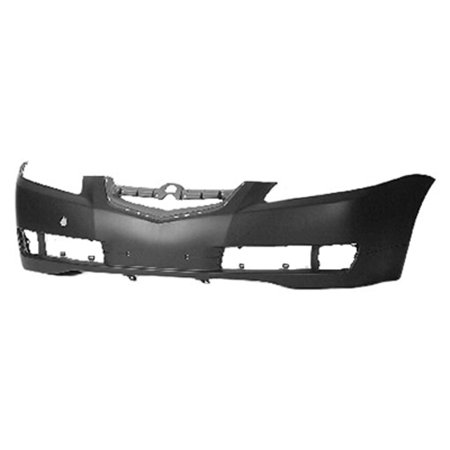 CPP Front Bumper Cover for 2007-2008 Acura TL