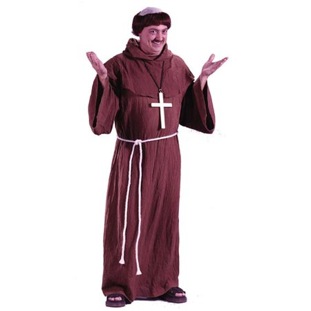 Costumes For All Occasions FW5431 Medieval Monk Adult - image 1 of 1
