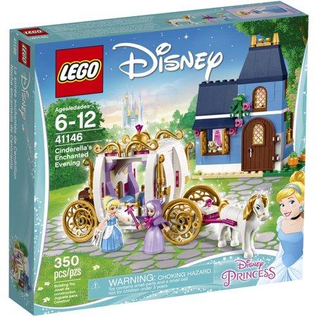 Lego Disney Princess Cinderellas Enchanted Evening 41146