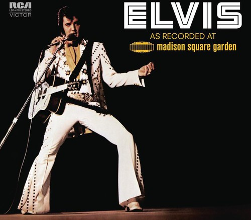 Elvis: As Recorded At Madison Square Garden [Legacy Edition] [Digipak] (Digi-Pak)
