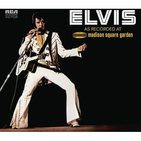 Elvis: As Recorded At Madison Square Garden [Legacy Edition] [Digipak] (CD)