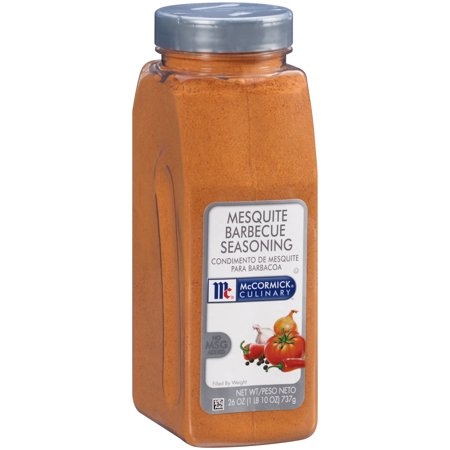 Mesquite Barbecue - McCormick Culinary Mesquite Barbecue Seasoning, 26 oz
