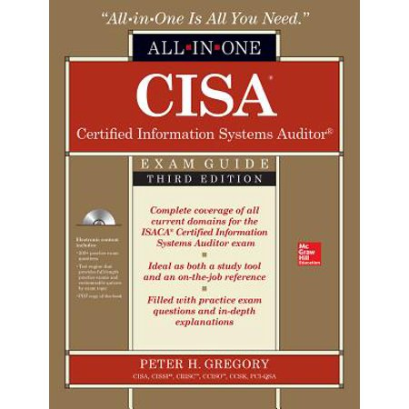 CISA Certified Information Systems Auditor All-In-One Exam (Certified Internal Auditor Exam Cost In India)