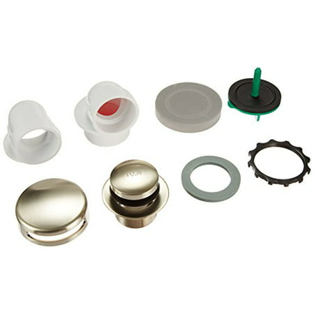 Watco 901-FA-PVC-BN Innovator Foot Actuated Half Kit, Brushed Nickel - image 2 of 2
