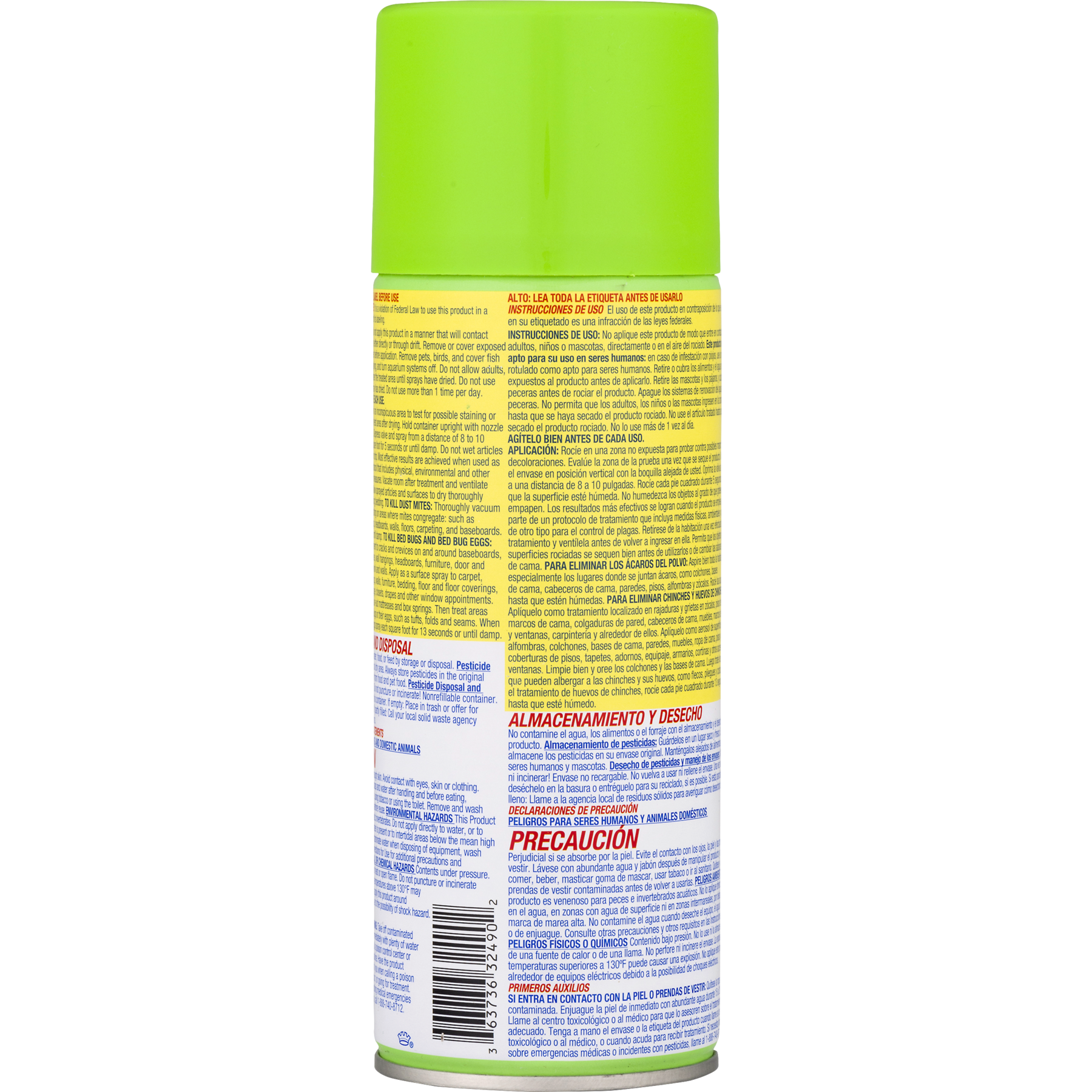 pronto plus spray kill bedbugs dust mites 10 0 oz walmart com