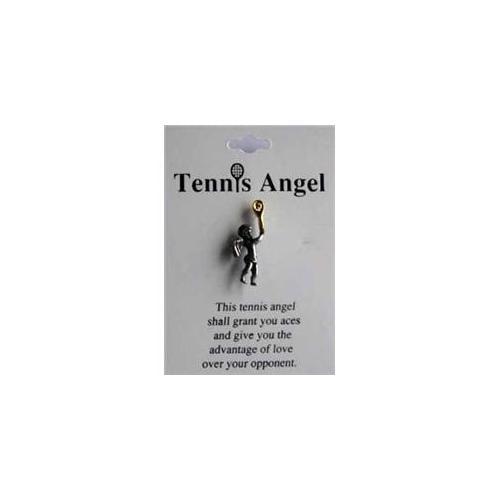 DDI 280797 Tennis Angel Pins Case Of 12