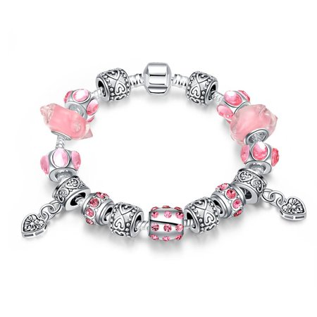 Girls Just Want to Have Fun Pandora Inspired (Pandora Best Friend Butterfly Charm)
