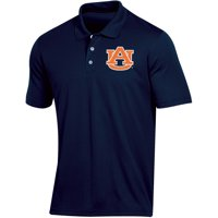 Men's Russell Athletic Navy Auburn Tigers Classic Fit Synthetic Polo