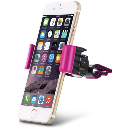 Aduro U-Grip Universal Car Vent Swivel Mount (Pink)