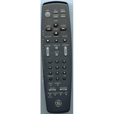 Ge General Electric 218103  P N  218103  Vcr Remote Control  Refurbished