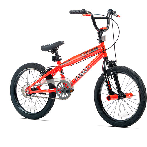 "18"" X-Games Boys' Bike by Kent International Inc"
