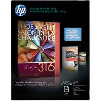 HP Inkjet Print Brochure/Flyer Paper, White, 1 / Pack (Quantity)