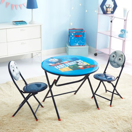 Thomas The Tank 3 piece Round Table And Chair Set