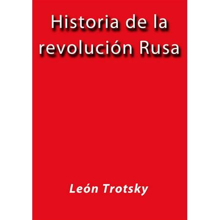 Historia de la revolución Rusa - eBook - La Historia De Halloween