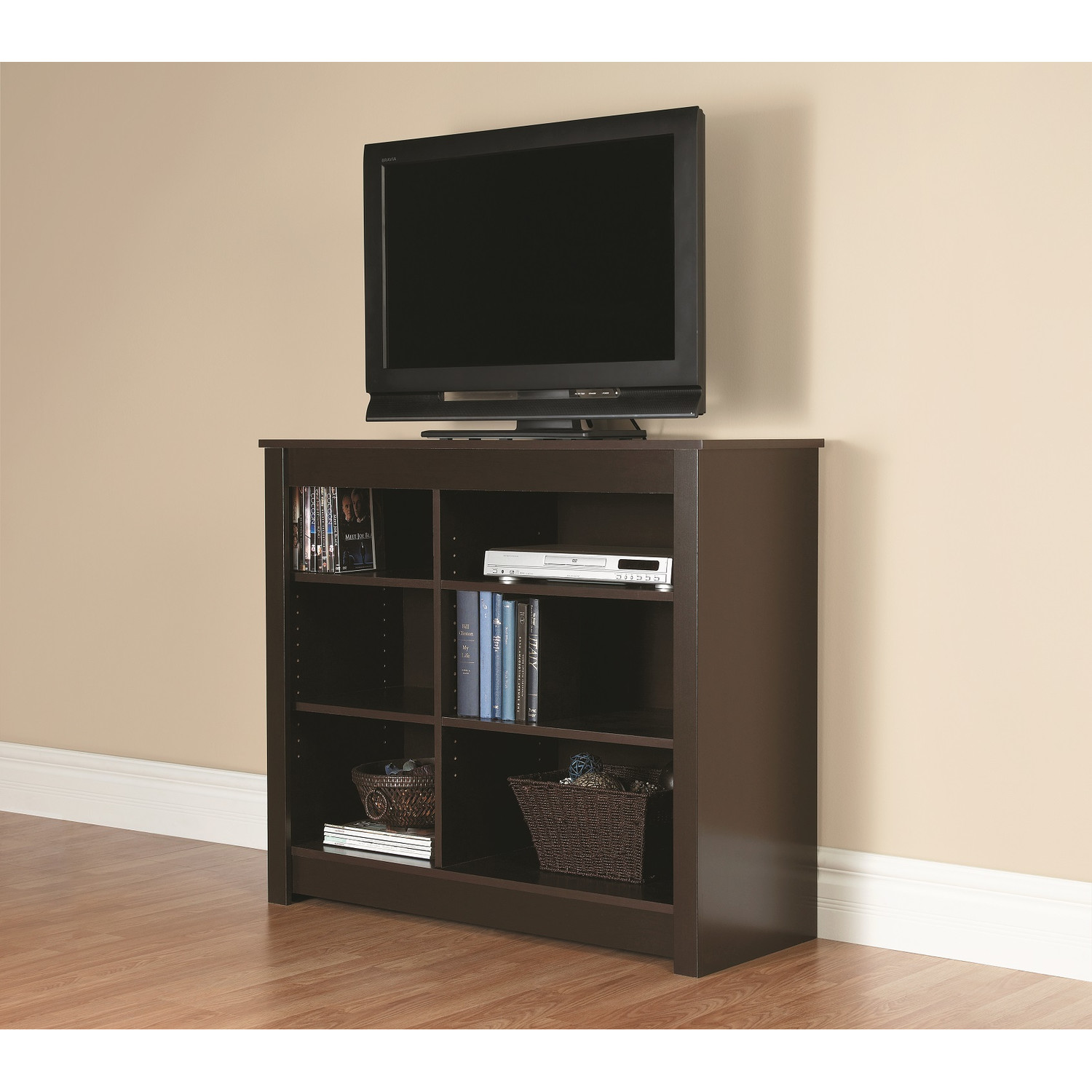 besta bookcase room blog bookshelf img ikea bookcases stand shirley in tv family with built hack