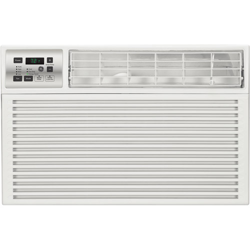 General electric 5 000 btu window air conditioner 115v for 12 inch high window air conditioner