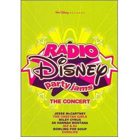 Radio Disney Party Jams: The Concert (Music DVD) - Radio Disney Halloween Music