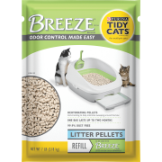 Purina Tidy Cats Breeze Pellets Refill Cat Litter (Multiple Items)