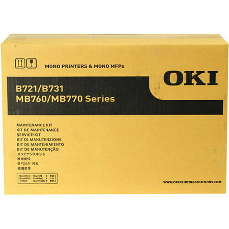 OKI Fuser Maintenance Kit (120V) (200,000 Yield)