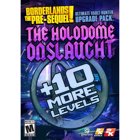 Borderlands: The Pre-Sequel - Ultimate Vault Hunter Upgrade Pack: The Holodome Onslaught (PC)(Digital