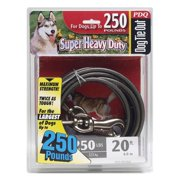 Boss Pet Q6820 000 99 20` Extra Extra Large Dog PDQ Cable Tie Out