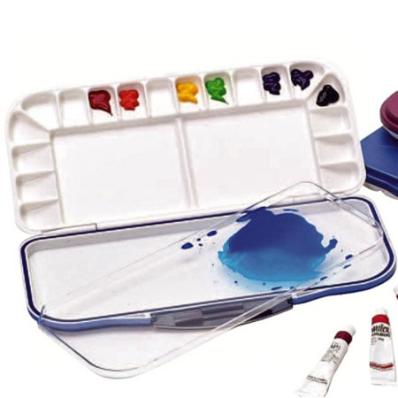 Martin Universal Airtight Watercolor Palette