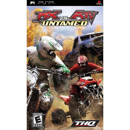 MX vs. ATV Untamed - PlayStation Portable