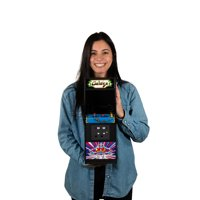 Official Galaga ¼ Scale Replica Arcade Cabinet (17 inches tall)