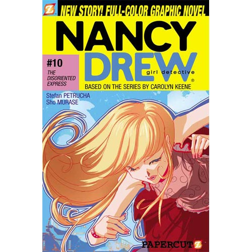 Nancy Drew Girl Detective 10: The Disoriented Express
