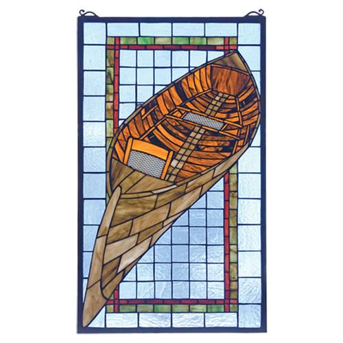 Guideboat Window Panel