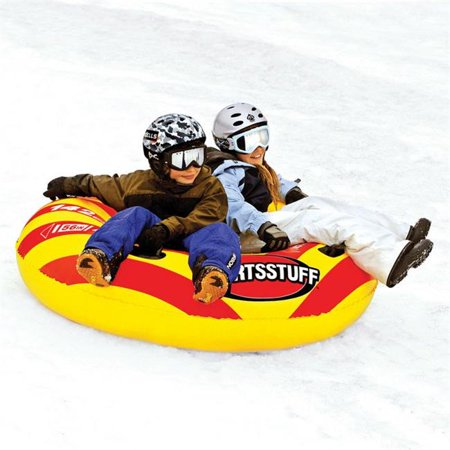 Air Flyer Double Rider Snow Tube - image 1 of 1