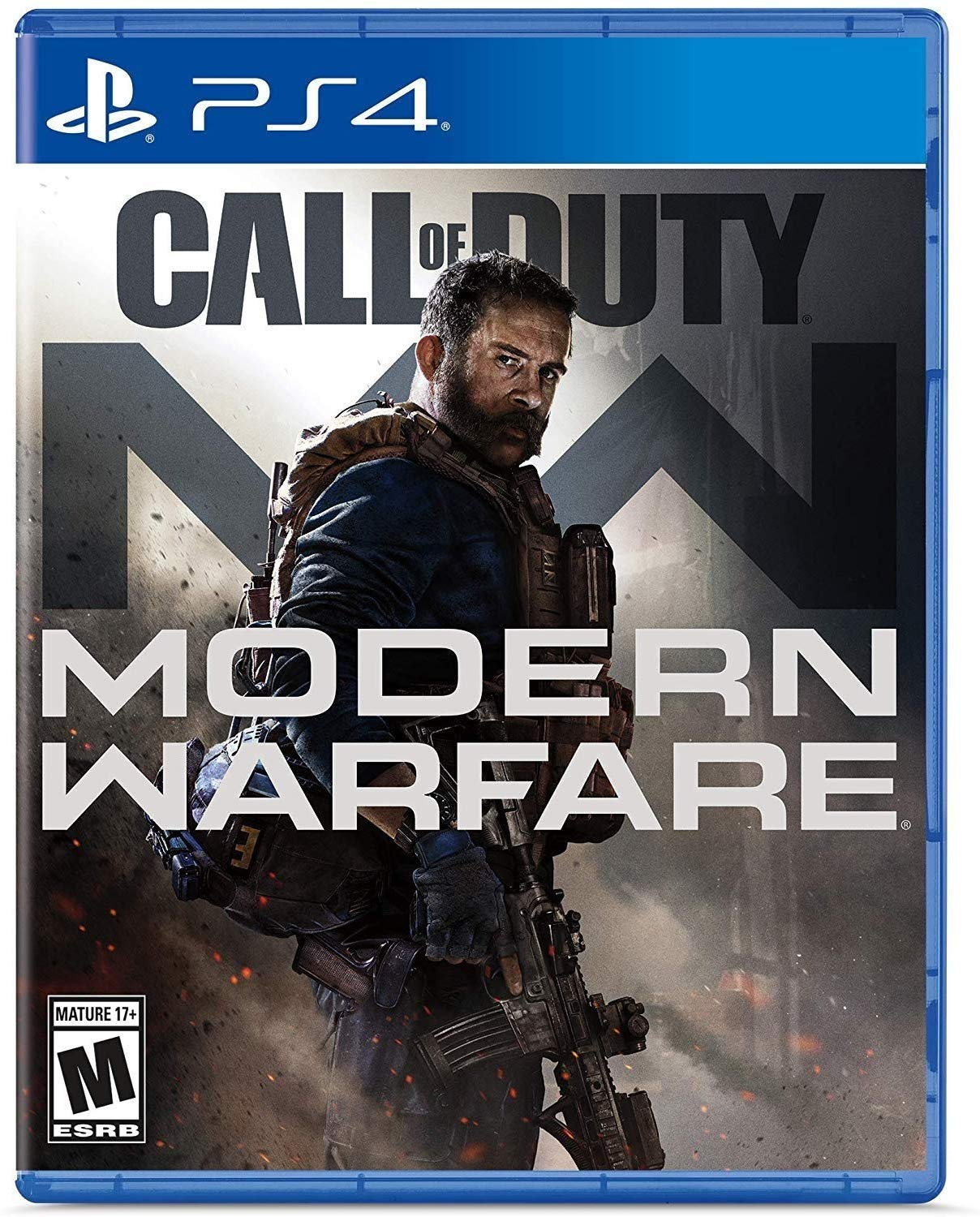 Call of Duty: Modern Warfare, Activision, PlayStation 4, 047875884359