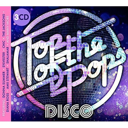 Top of the Pops: Disco (CD)