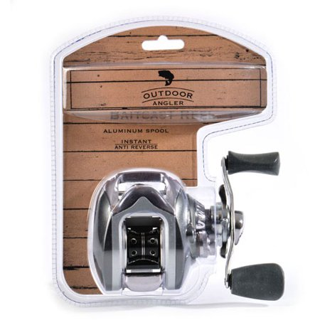 - Low Profile Baitcast Reel