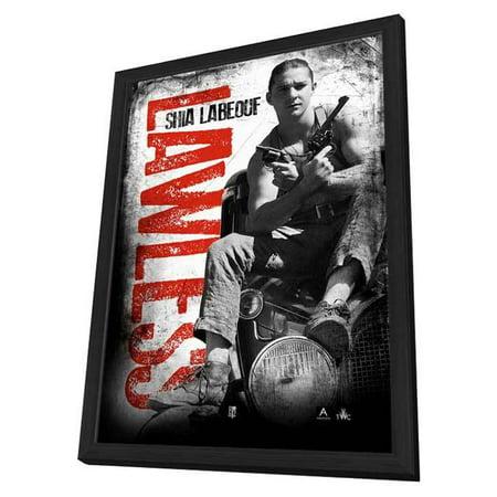 Lawless 2012 27x40 Framed Movie Poster Walmart Com