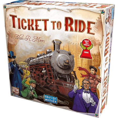 - Ticket To Ride Board Game