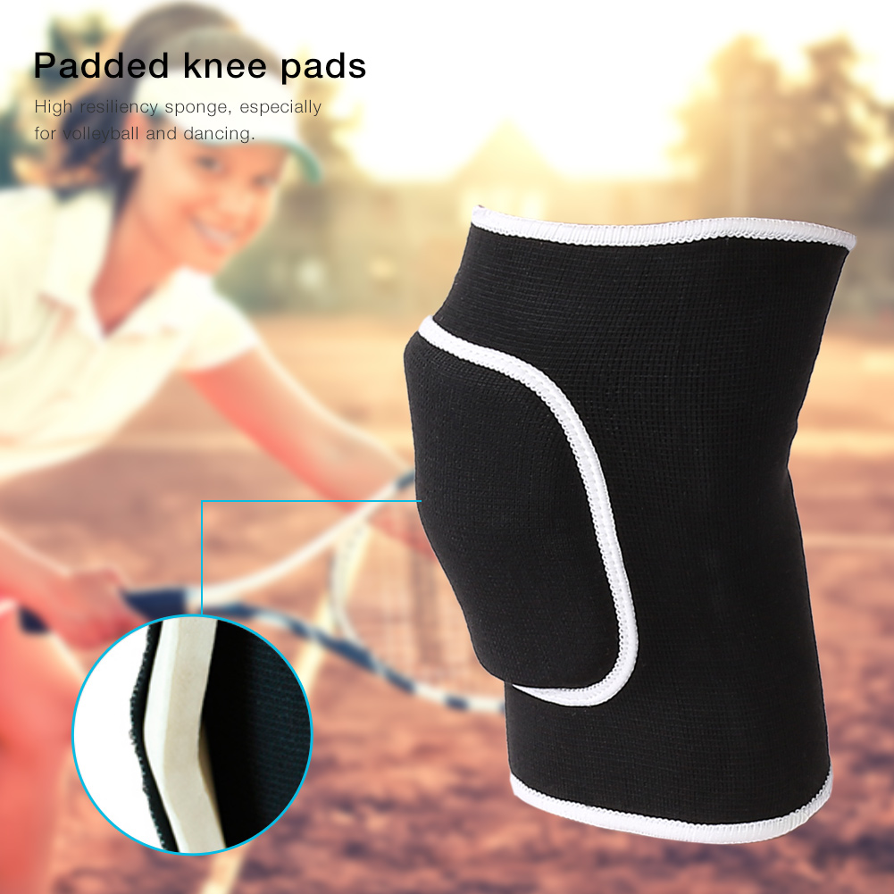 Fitness Kneepad Running Knee Protector 2pcs Sports Patella Support