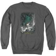 Hobbit Second Thoughts Mens Crewneck Sweatshirt