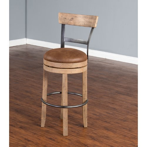 Union Rustic Arianna 30\'\' Bar Stool - Walmart.com
