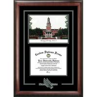 University of North Texas Spirit Photo Frame (Vertical)