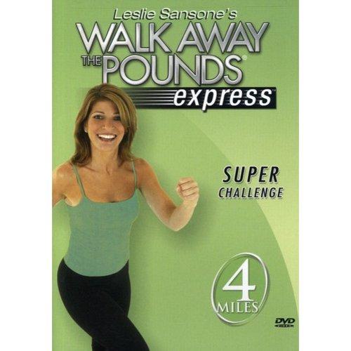 Leslie Sansone: Walk Away The Pounds Express - Super Challenge (Full Frame)