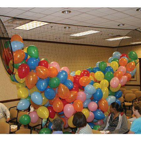 Burton & Burton Net Deluxe Balloon Drop For 1000 9