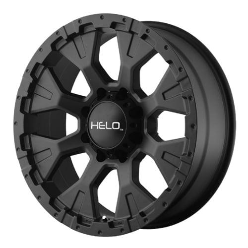 KMC-XD Wheels HE87879050712N XDWHE87879050712N HE878 17x9 5x127.00 SATIN BLACK (-12 mm)